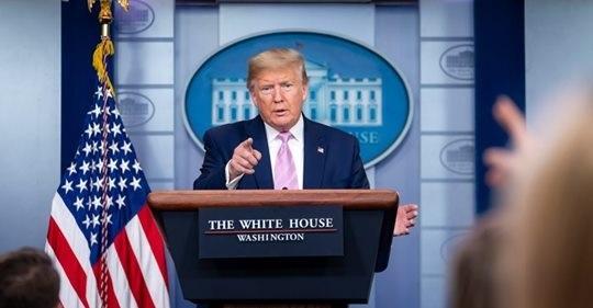 Трамп: США должны упрощать процесс продажи вооружения другим странам, чтобы те не покупали у РФ и Китая