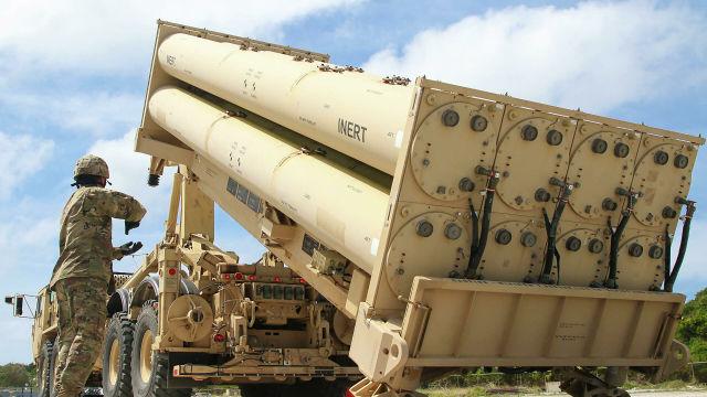 Американский противоракетный комплекс системы THAAD