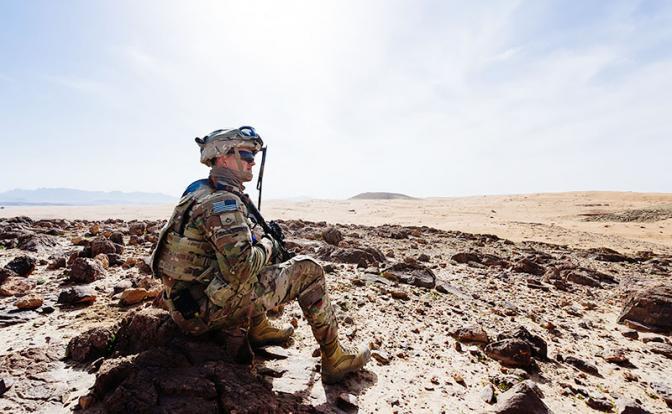 Афганистан, американский военнослужащий.