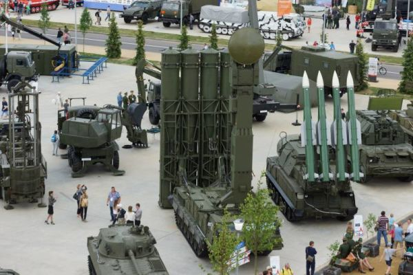 Российские системы ПВО