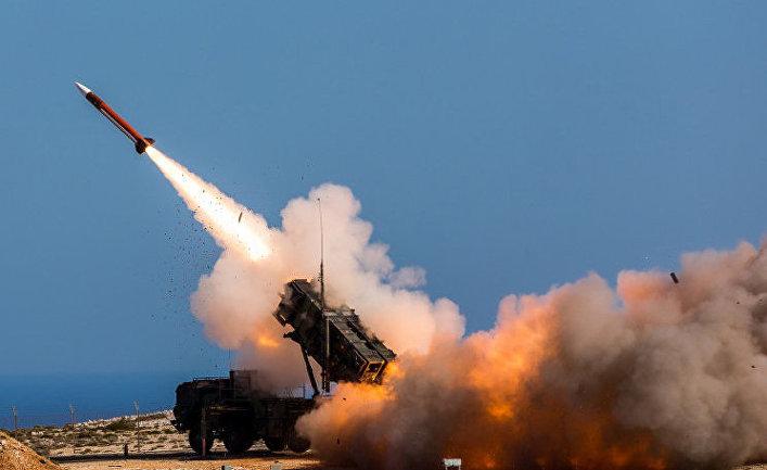 Американский зенитно-ракетный комплекс Patriot.
