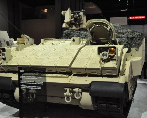 AMPV компании BAE Systems
