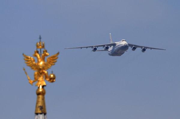 """АН-124-100 """"Руслан"""""""