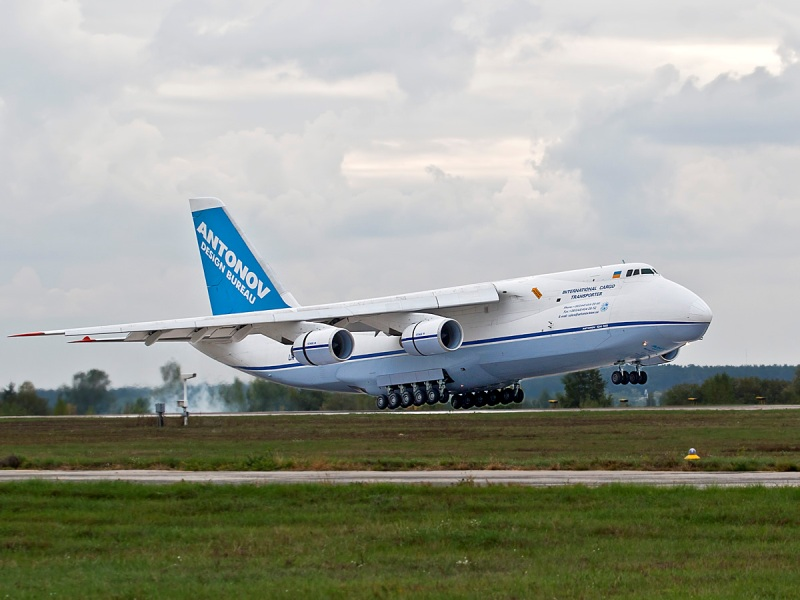 Самолет Ан-124-100  «Руслан»