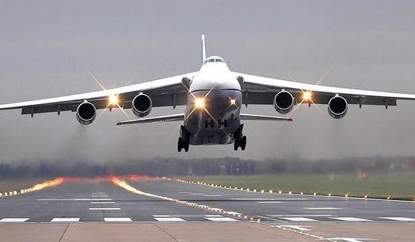 Cамолет Ан-124