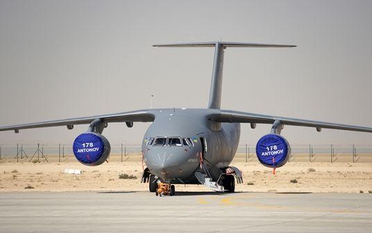 Самолет Ан-178