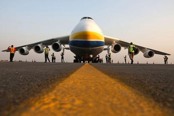 Самолет Ан-225 «Мрия»