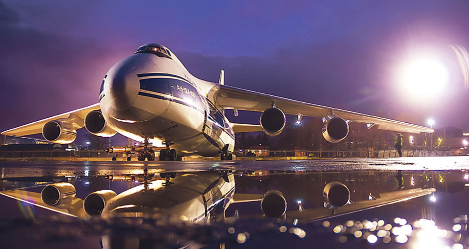 Ан-124.