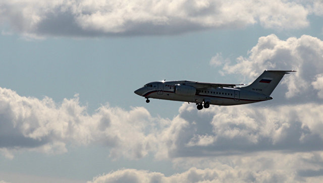 Ан-148. Архивное фото.