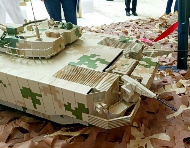 """Аналог тяжелой российский БМП Т-15 """"Армата"""" создается в Китае"""