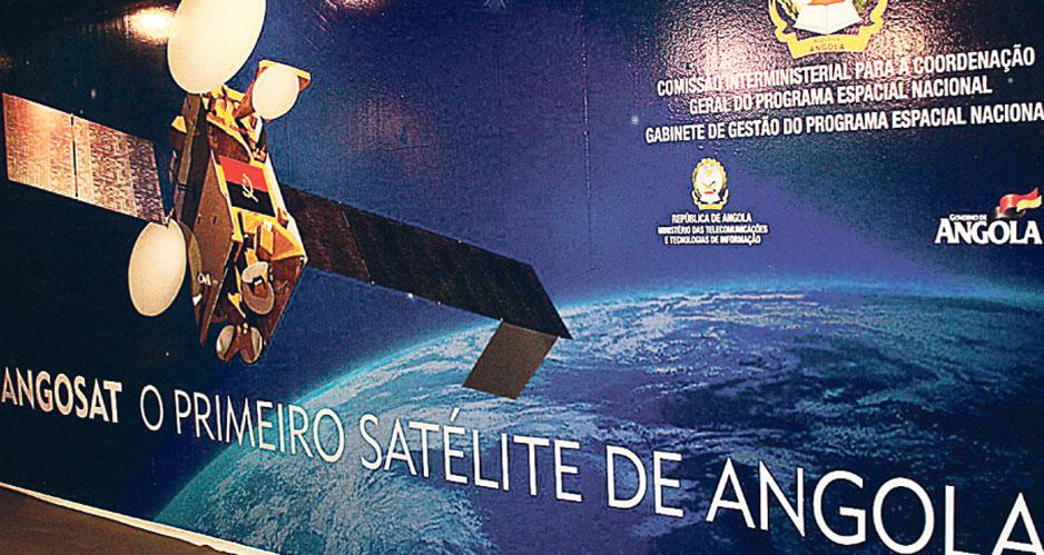 Ангольский спутник.