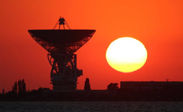 Антенна радиотелескопа