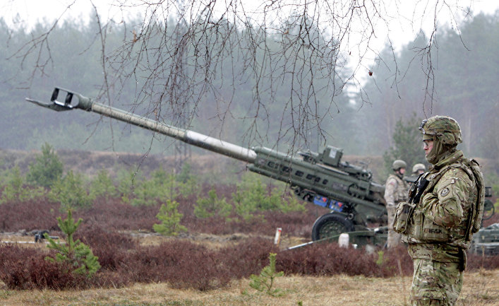 155 мм гаубица M777