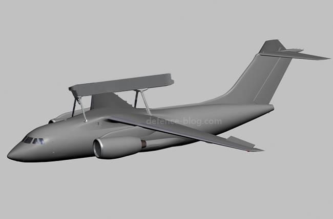Ан-148ДРЛВ (An-148DRLV).