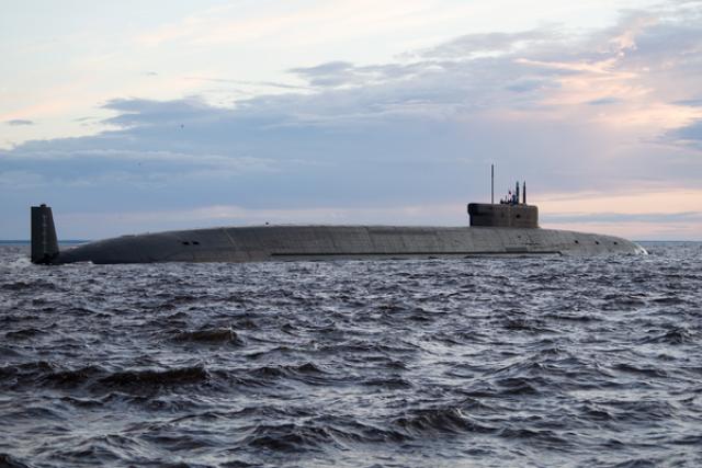АПРК проекта 955А (шифр «Борей-А» )