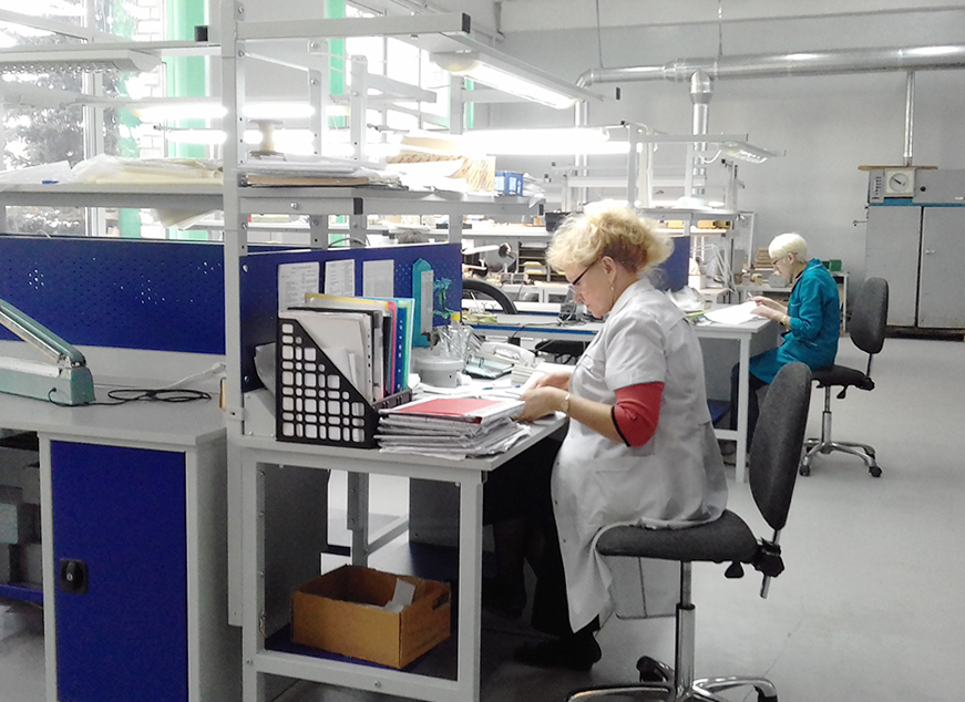 Новое обособленное структурное подразделение – производственный департамент (ПД) АО «АПЗ».