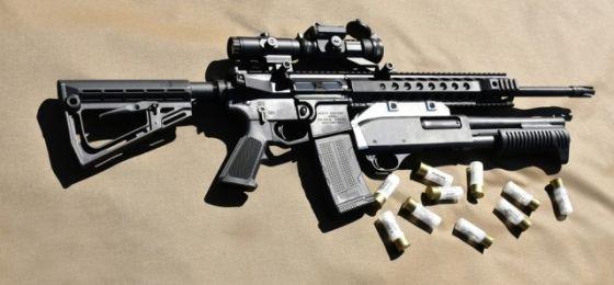 Карабин AR-15