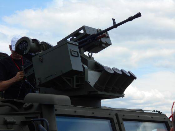 Боевой модуль «Арбалет-ДМ»