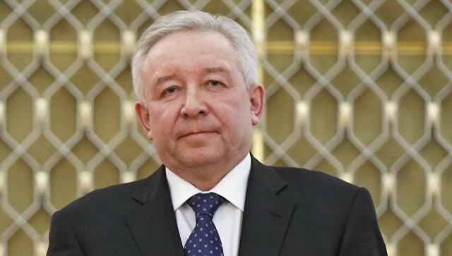 """Генеральный директор НПО """"Энергомаш"""" Игорь Арбузов."""