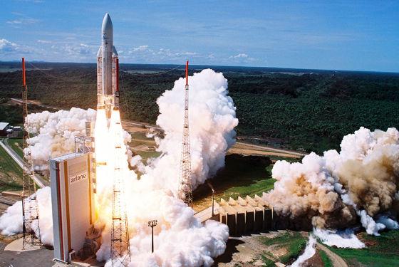 РН Ariane 5