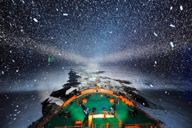 Арктика - это ресурсная база невероятных масштабов, которая до сих пор в полной мере не исследована.