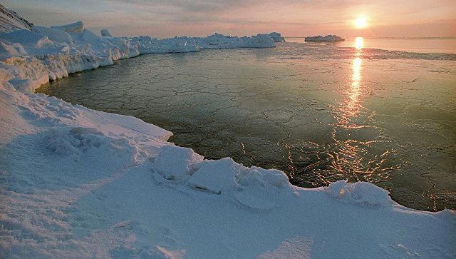Арктика. Архивное фото.
