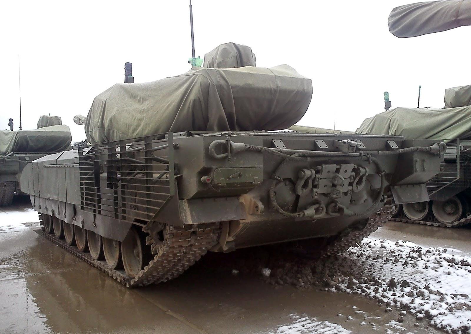 Russian Tank T 14 Armata