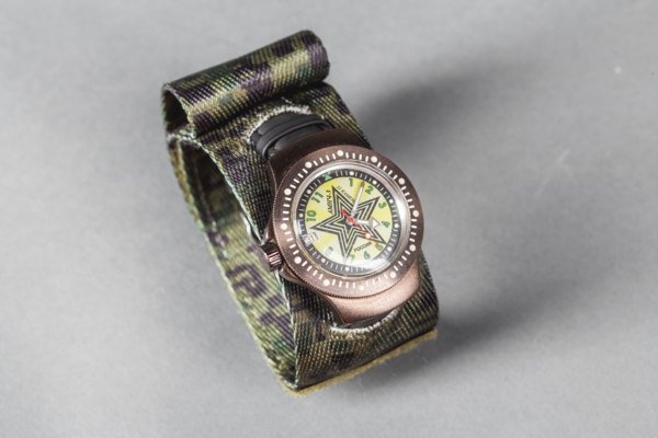 Армейские часы для боевого снаряжения экипировки «Ратник».
