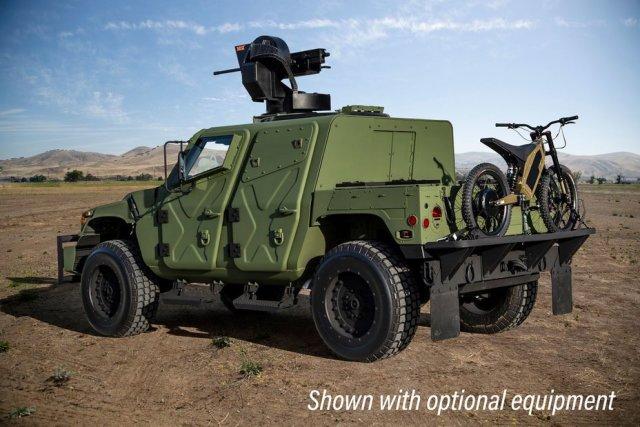 NXT 360: Humvee на стероидах