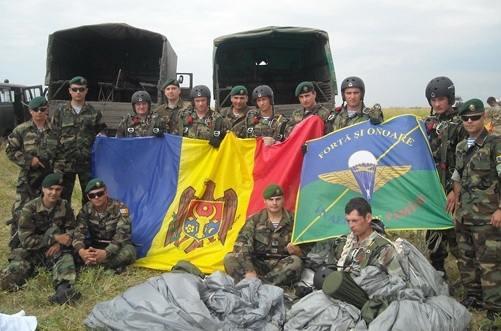 Военнослужащие ВС Молдовы. Источник: mold.su.