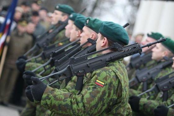 Армия Литвы