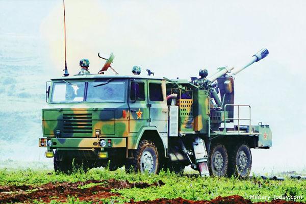 Артиллерийская установка PCL-09
