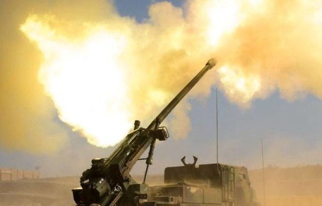 Артиллерийская установка CAESAR