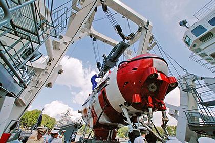 Глубоководный аппарат АС-26