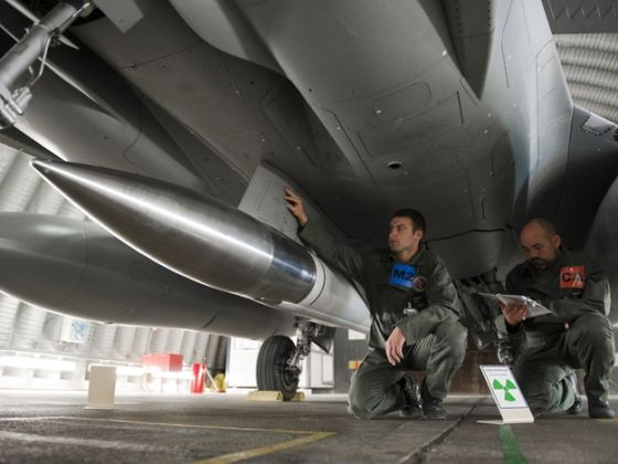 Авиационная ядерная ракета ASMP-A