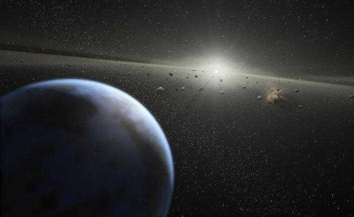 Европейское космическое агентство выделило 129 млн евро на реализацию проекта по защите Земли от астероидов