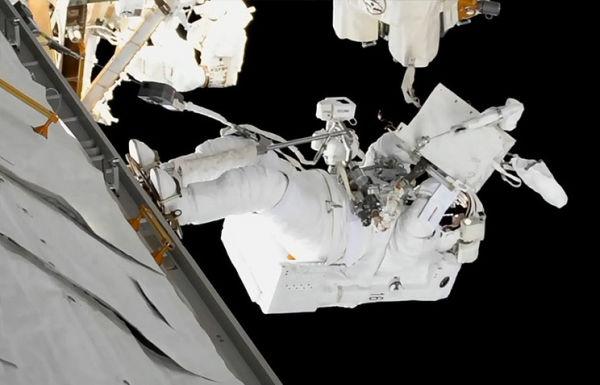 Астронавт NASA Марк Ванде Хай