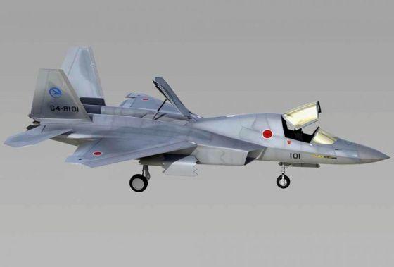 Самолет ATD-X