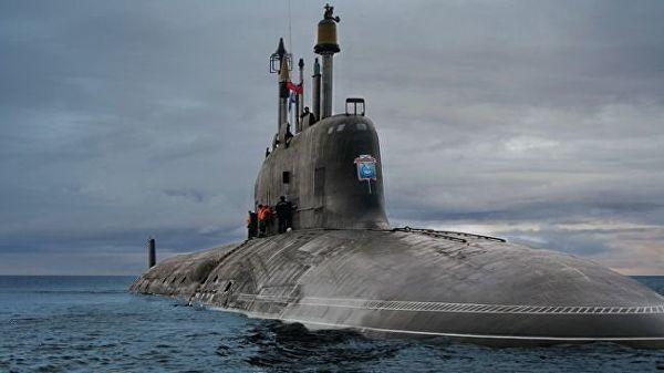 """Атомная подводная лодка проекта 885 """"Ясень"""""""