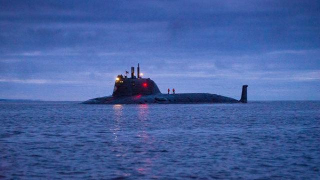 Атомный подводный ракетный крейсер К-561 «Казань» усилит ВМФ России