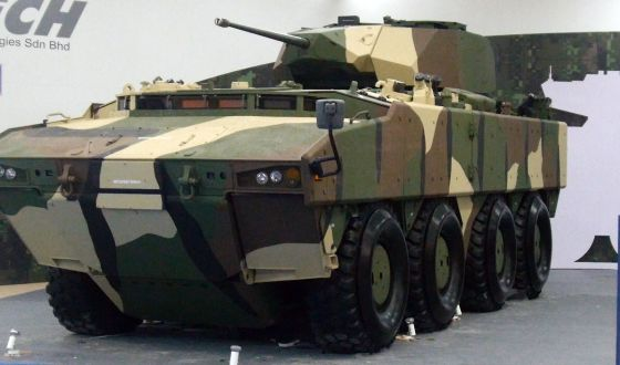 БМП AV-8