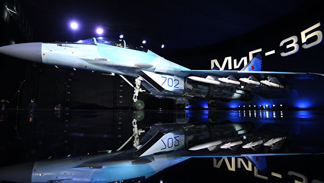 Авиационный комплекс МиГ-35.