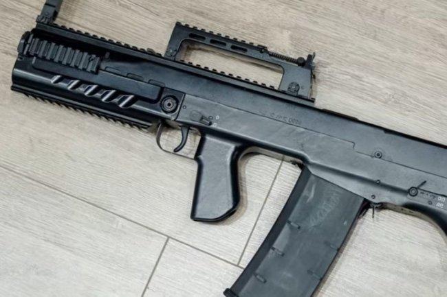 Российский крупнокалиберный автомат ШАК-12.