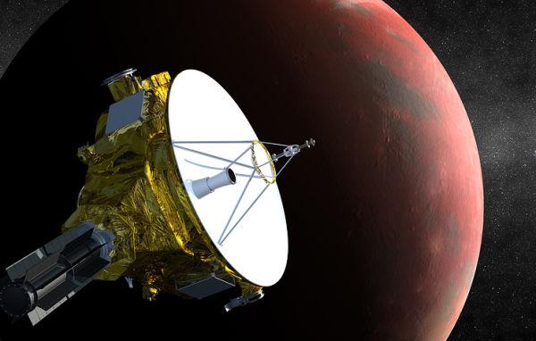 Автоматическая межпланетная станция New Horizons