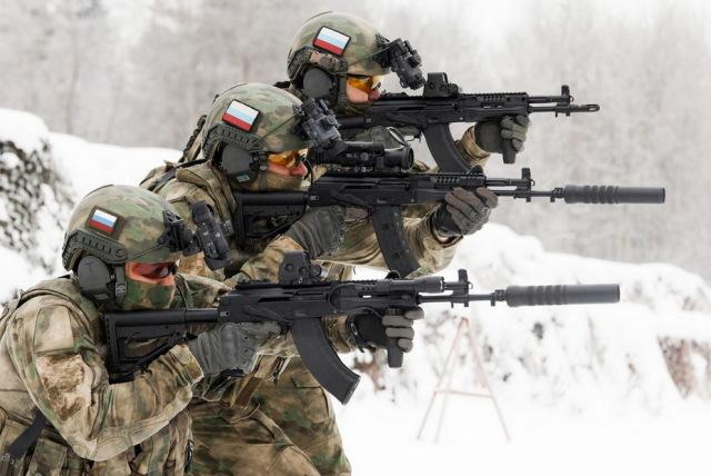 Автоматы АК-15, АК-12 и АК-15К