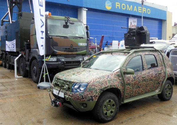 Автомобиль Dacia Duster 4x4
