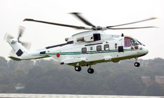 Вертолет AW101