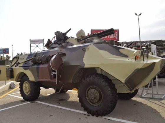 Боевая машина ZKDM