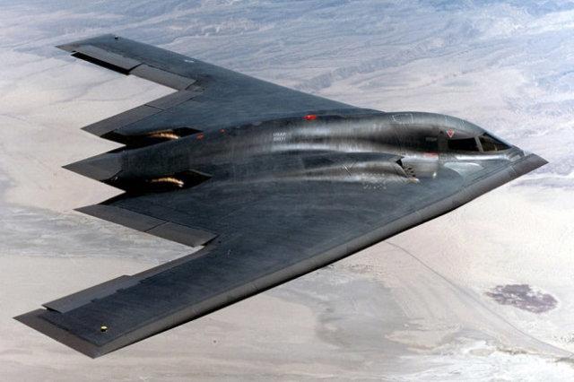 B-2 Spirit.