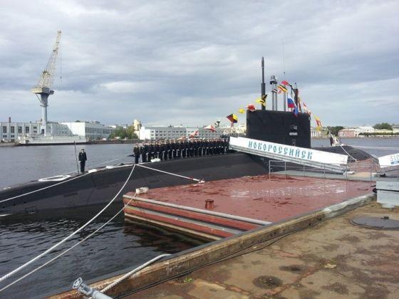 ДЭПЛ Б-261 «Новороссийск»